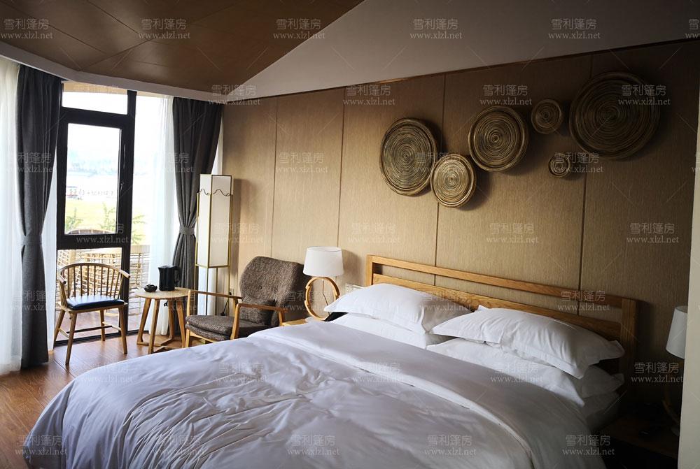 蝉驿·忆村多边形帐篷酒店